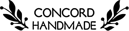 ConcordHandmade